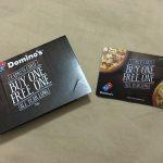Domino's 'Express Card' : Puas makan macam ni!!!