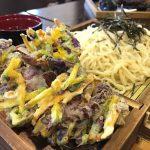 Mee Udon Tempura : MenGok Beef Noodle Shop