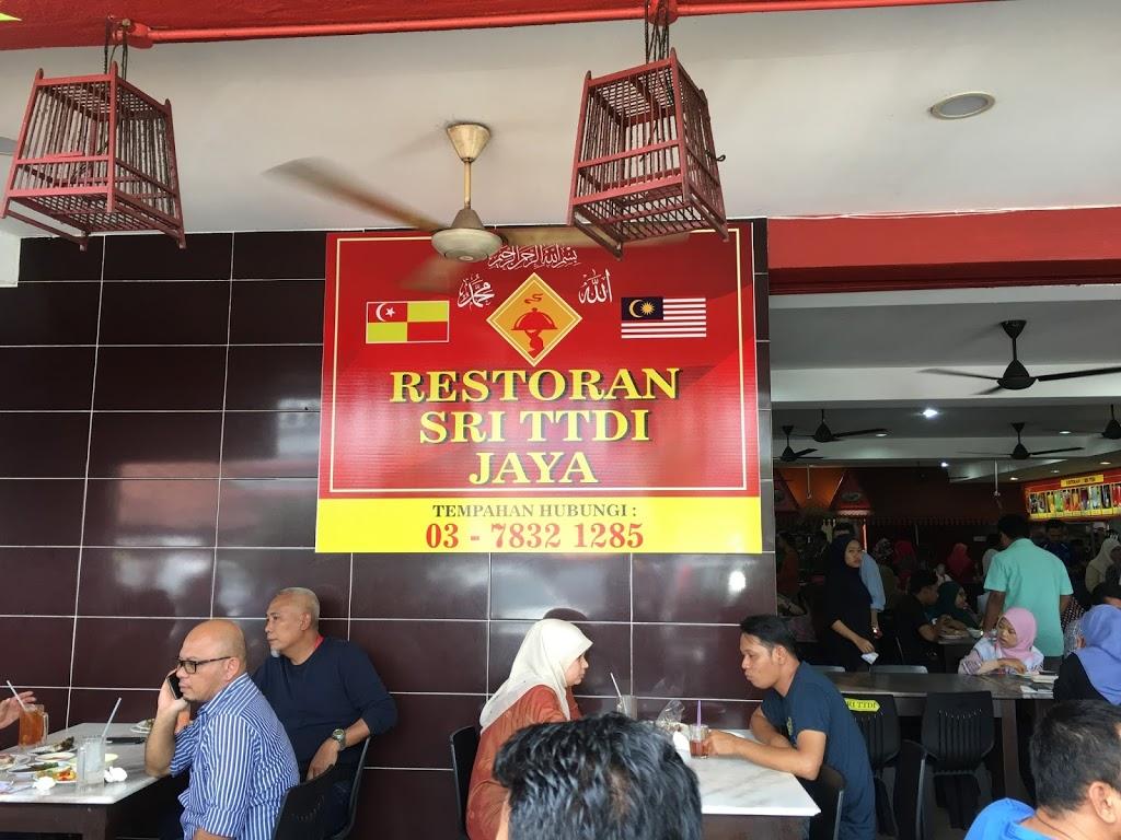 Makan sedap di Shah Alam : Restoran Sri TTDI Jaya