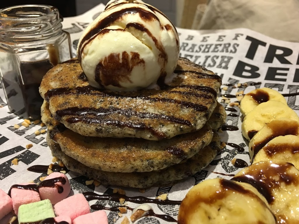 Paddington House of Pancakes : NU Sentral, Kuala Lumpur