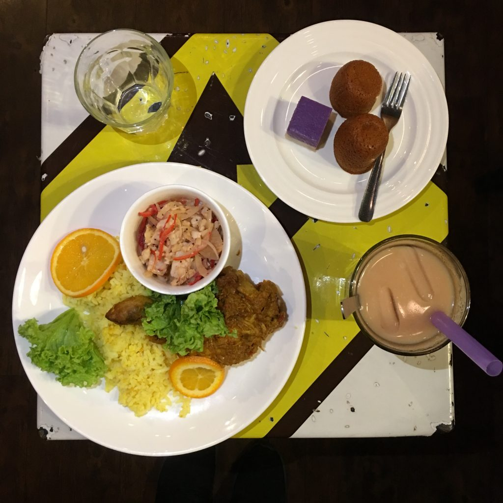 Set Ramadan @ Coffee Societe, Publika