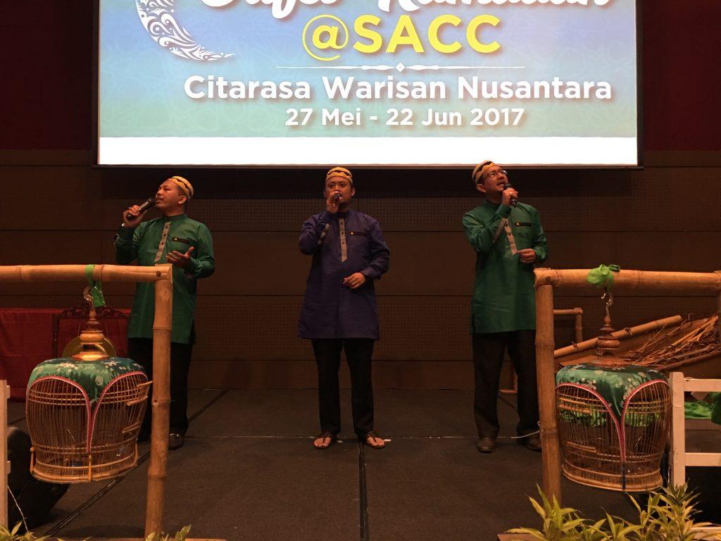 Majlis Berbuka Puasa SACC bersama Anak-anak Yatim Rumah Amal Al-Firdaus