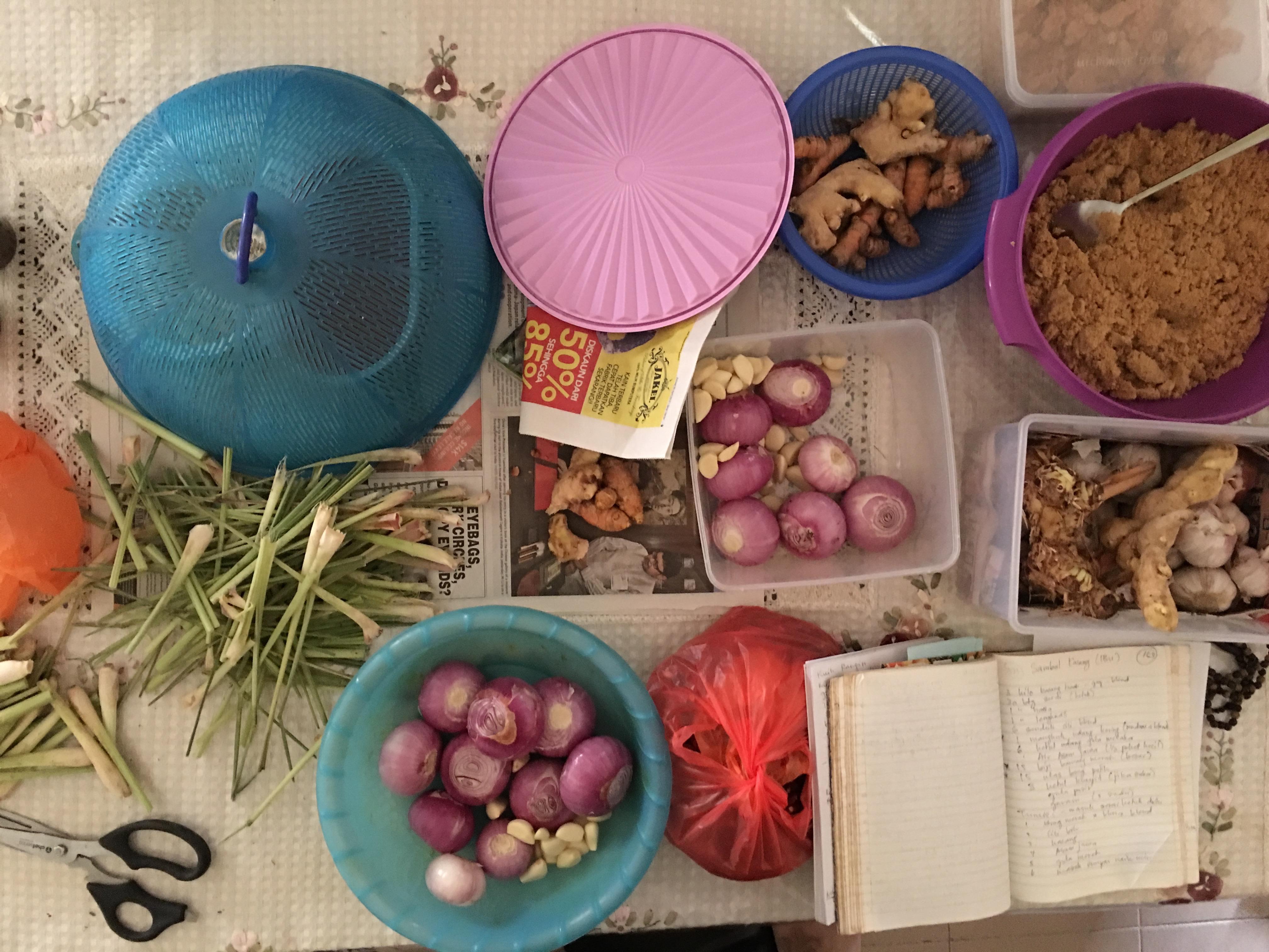 Resipi Sambal Kacang Tradisional Senang dan Sedap