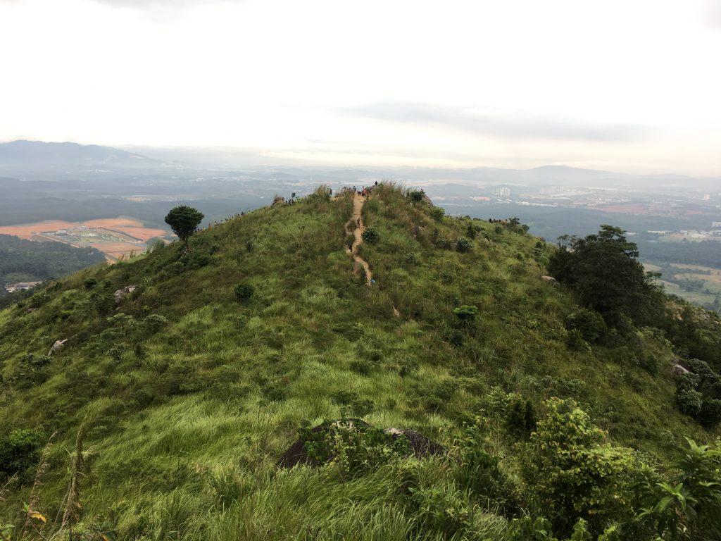 Bukit Broga @ Broga Hill Mula untuk Berhiking
