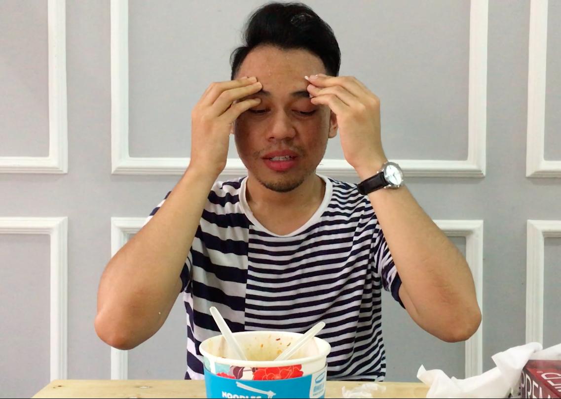 Ahmad Lim Black Pancake di Seksyen 7, Shah Alam
