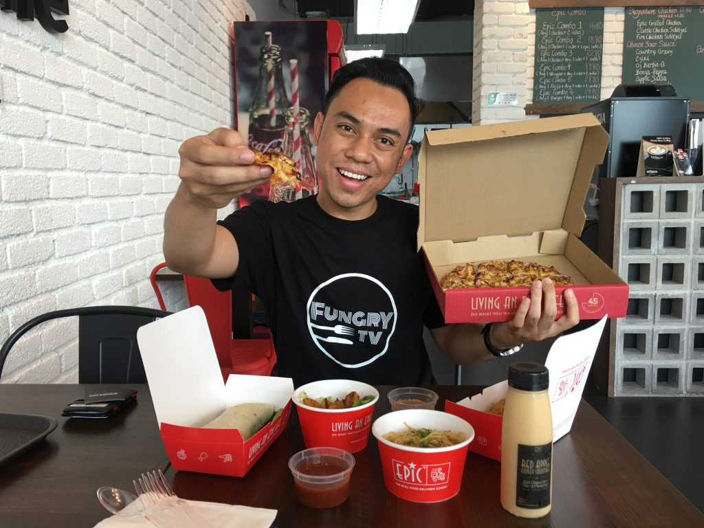 Kafe Epic Fit Meals Co di Bandar Sunway Halal