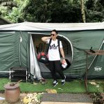 Glamping di Lost World of Tambun Perak