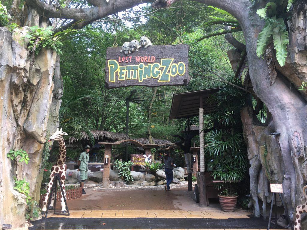 Aktiviti menarik di Lost World of Tambun