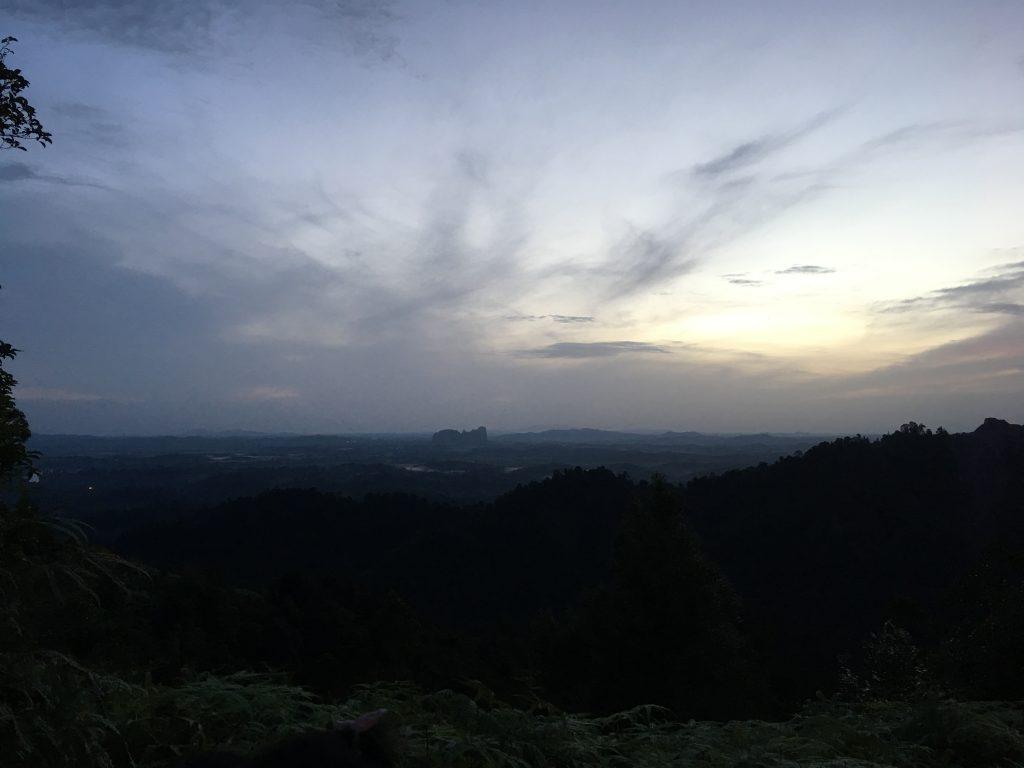 Bukit Panorama Sungai Lembing Kuantan