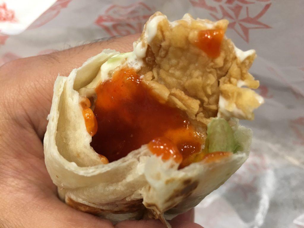 Set Jimat Crunchy Deals di Texas Chicken dengan harga RM5.90