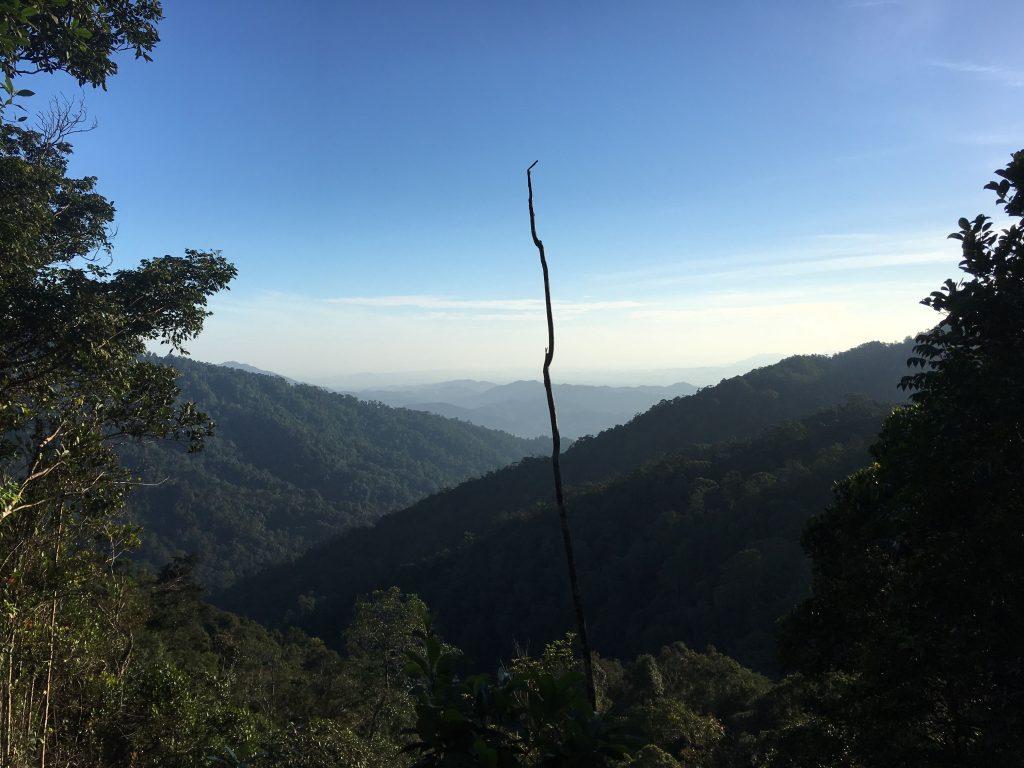 Gunung GAP dan Gunung Ulu Semangkok Kuala Kubu Baru
