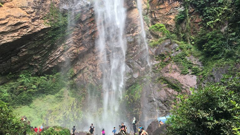 Rainbow Waterfall Sg. Lembing : Breathtaking !!!