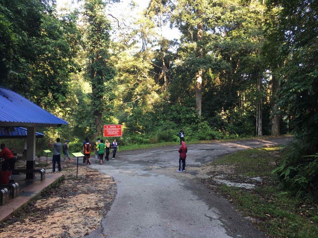 Hiking di Bukit Pelindung Kuantan