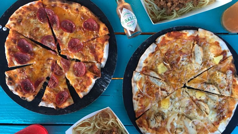 PizzaCheq Best Homemade Pizza di Kuantan
