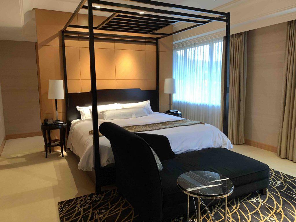 Percutian Mewah di Westin Hotel Kyoto