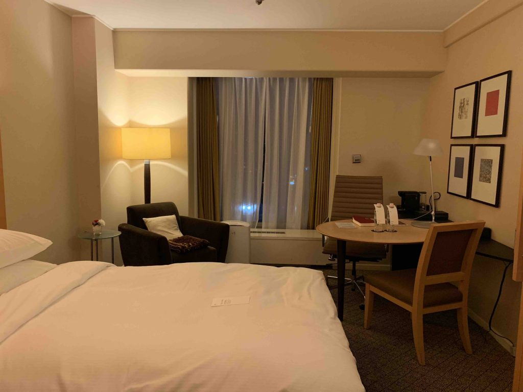 Sheraton Miyaki Hotel Osaka Mesra Muslim