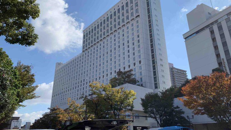 Sheraton Miyako Hotel Osaka Mesra Muslim