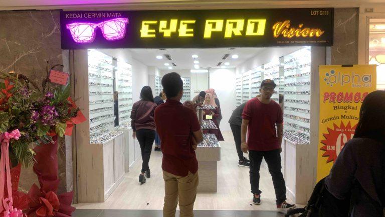Kedai Cermin Mata Viral Eye Pro Vision