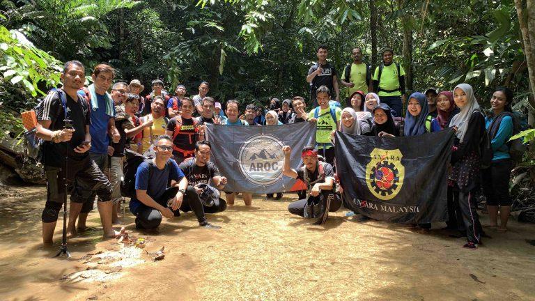 Trans Naning Negeri Sembilan Daypack