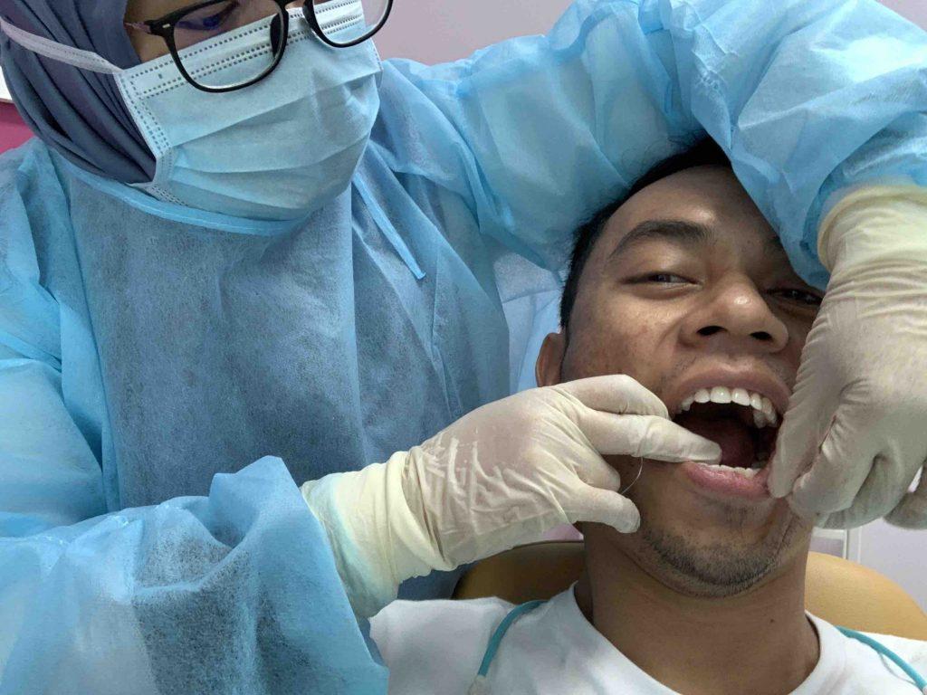 Tip Mudah Penjagaan Gigi
