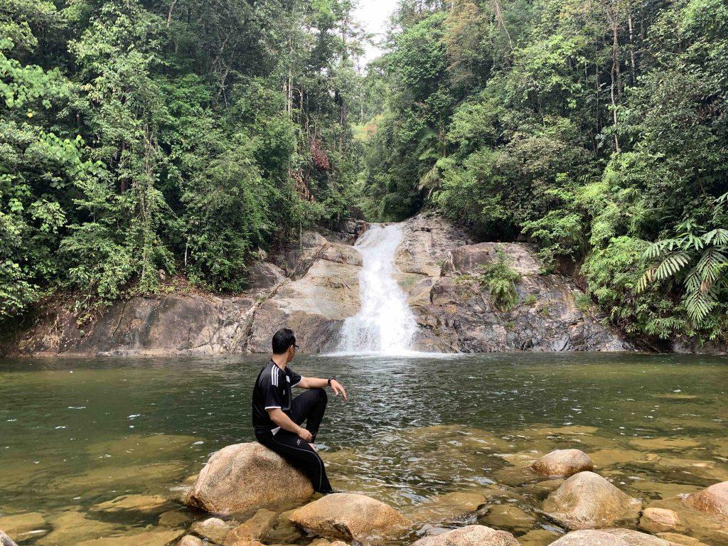 Air Terjun Chemerong Terengganu