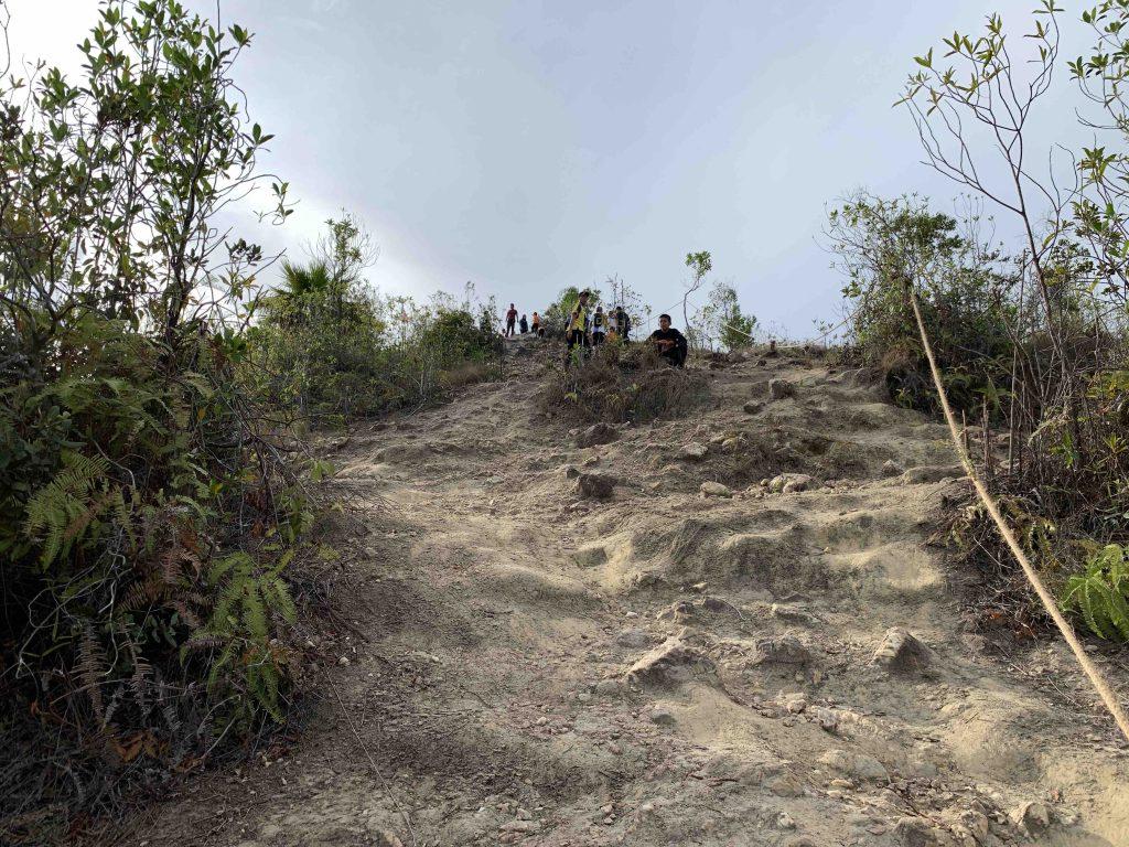 Bukit Harimau Menangis Kemasik Terengganu
