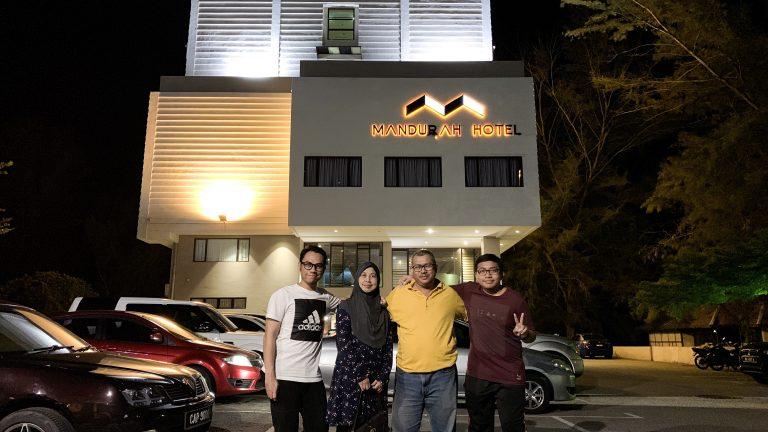 Mandurah Hotel Balok Kuantan Pahang