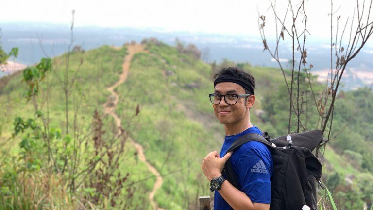 Broga Gunung Tok Wan dan Puncak 18