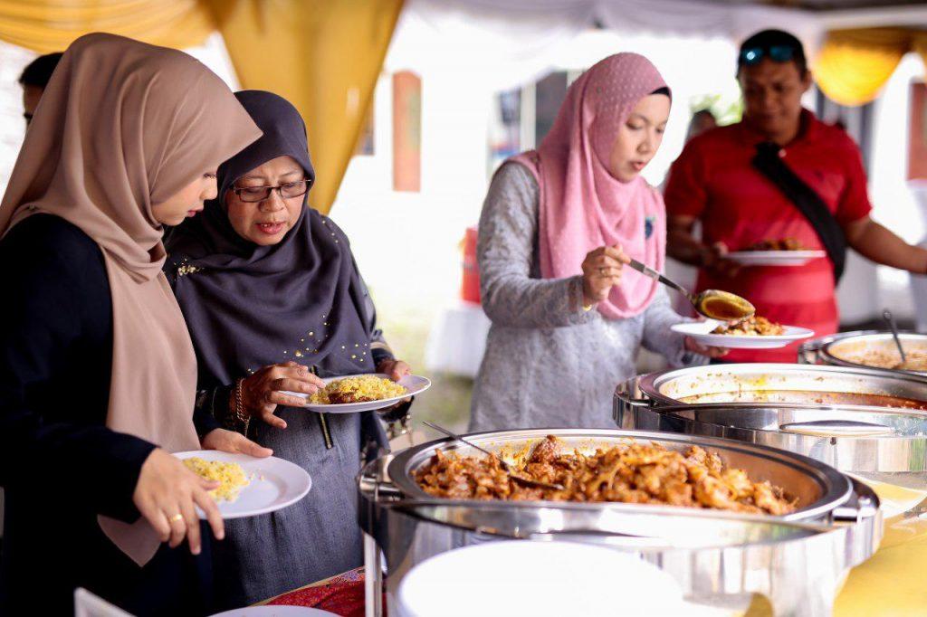 Endau Ikhlas Catering di Klang