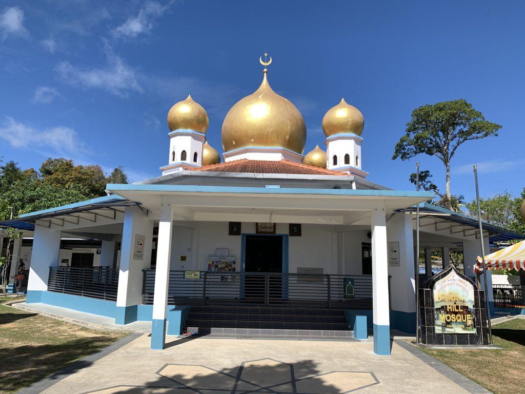 Masjid Bukit Bendera