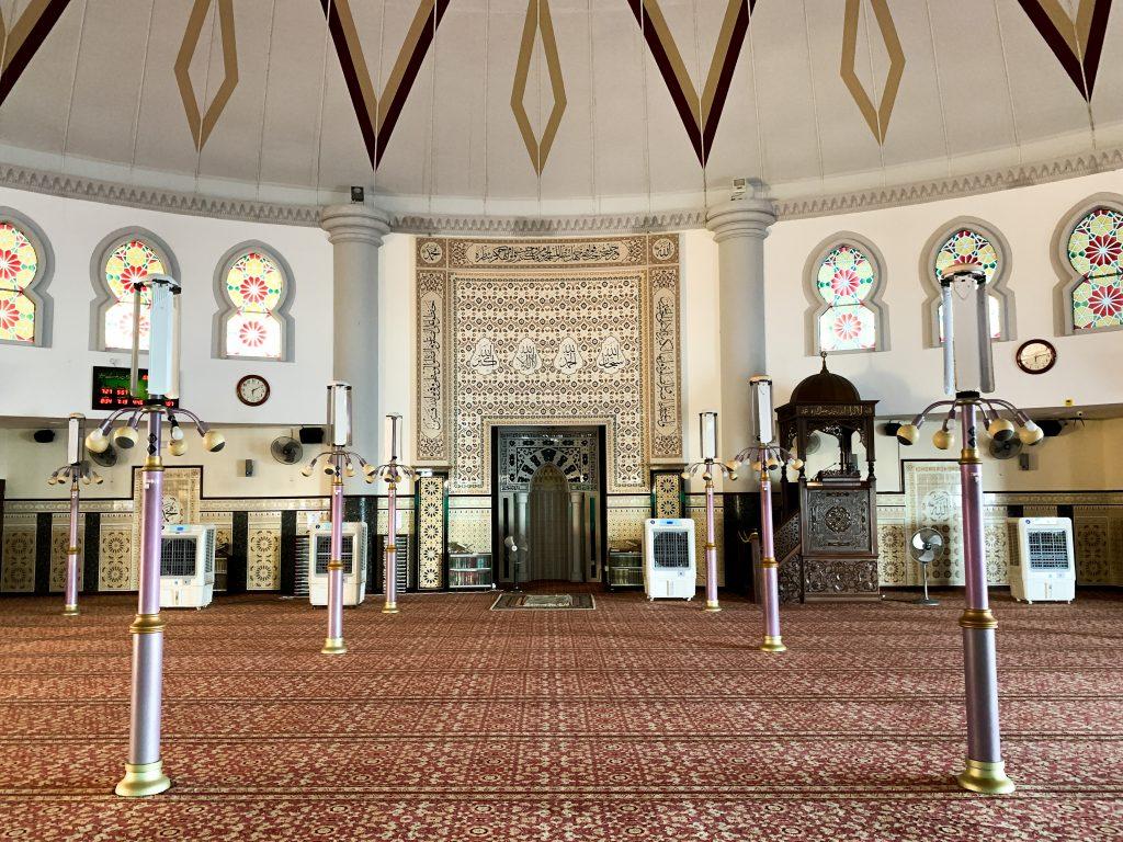 Masjid Terapung Tanjung Bunga