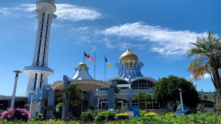 Kubah Masjid Negeri Pulau Pinang