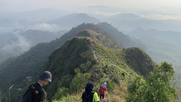 Bukit Berekeh Sungai Siput Perak