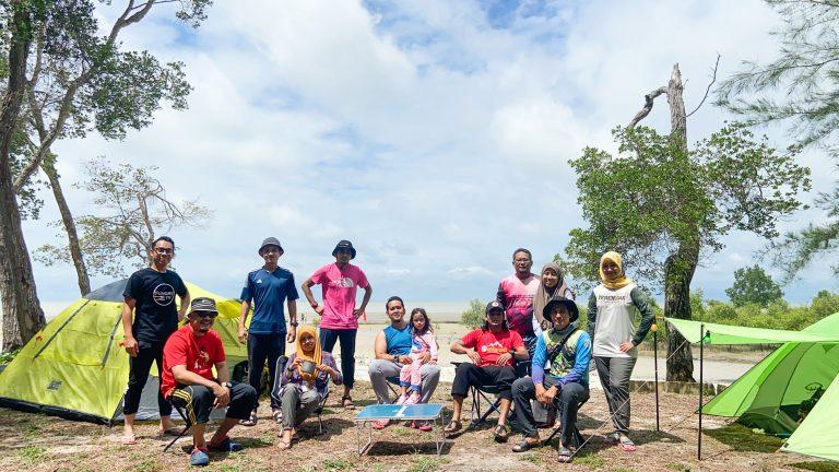 Pantai Kelanang Morib Selangor